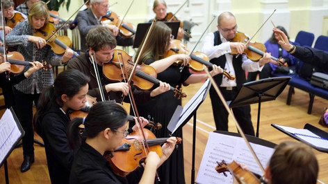 Massed Viola Closing Concert: 44th IVC 5/09/2017