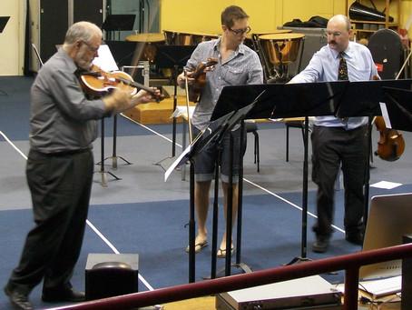 ANZVS 2021 Viola Composition Competition