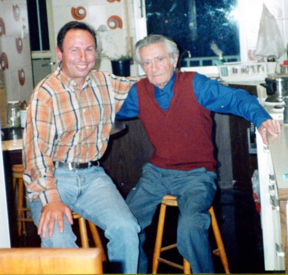 Dimitris Dragatakis and Thomas Tamvakos