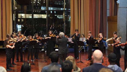 Wellington Youth Viola Ensemble: 44th IVC, 4/09/2017