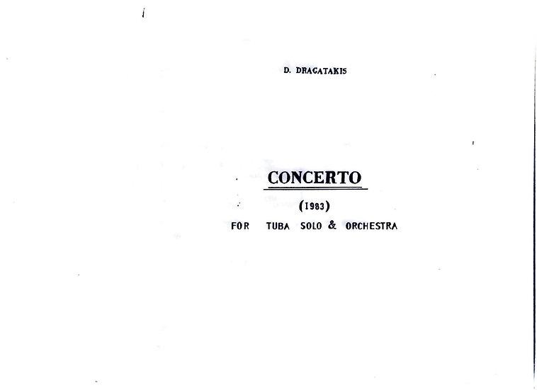 Concerto for Tuba (1983)
