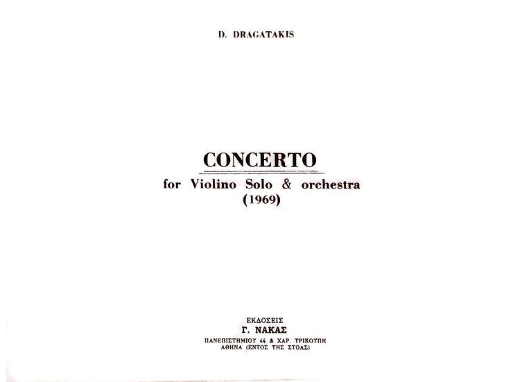 Concerto for Violin (1969)