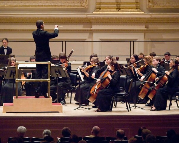 Sarasota Youth Philharmonic at Carnegie Hall
