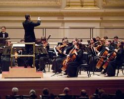 Sarasota Youth Philharmonic at Carnegie Hall