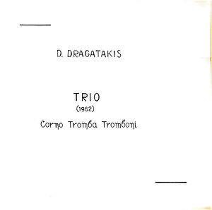 Trio for Trumpet Horn and Trombone - Dra