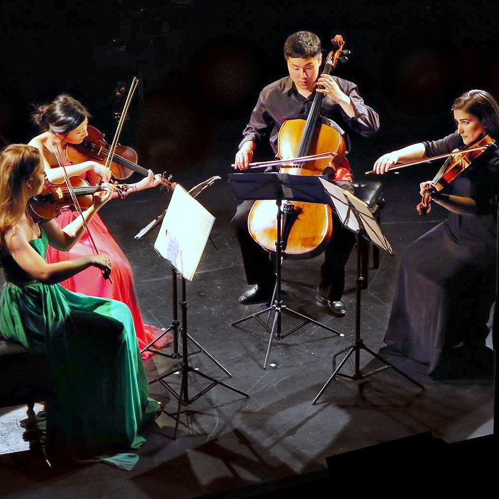 Troubadour Quartet