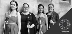 Troubadour Quartet CMNZ