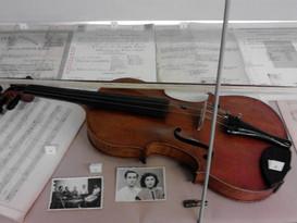Dragatakis' violin