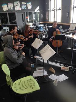 Nick Granville Group with String Quartet