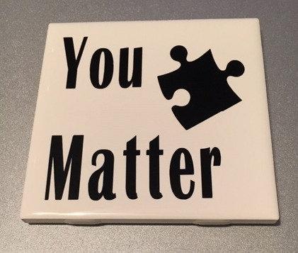 You Matter Coaster