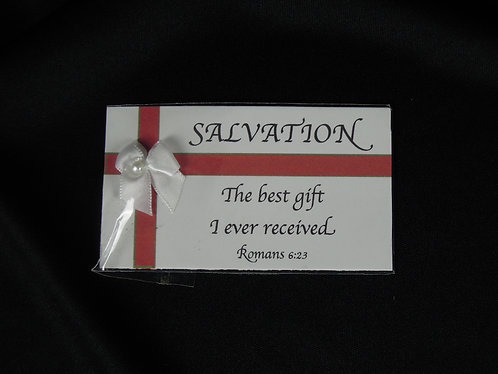 Salvation Best Gift Magnet