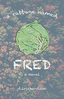 A Cabbage Named Fred - cover 1, low qual