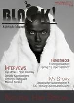 BLACK! Magazine