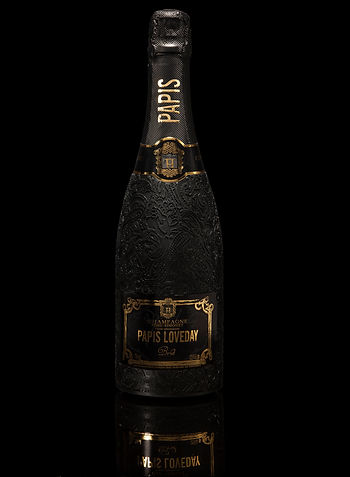 Champagne Papis Loveday Brut black edition