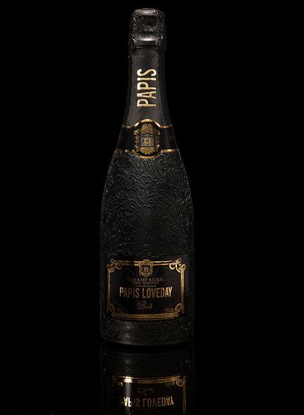 best Champagne Papis Loveday Brut black edition