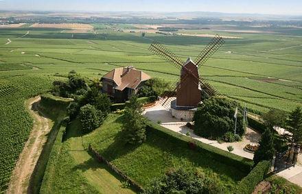 moulin de verzenay, france champagne papis