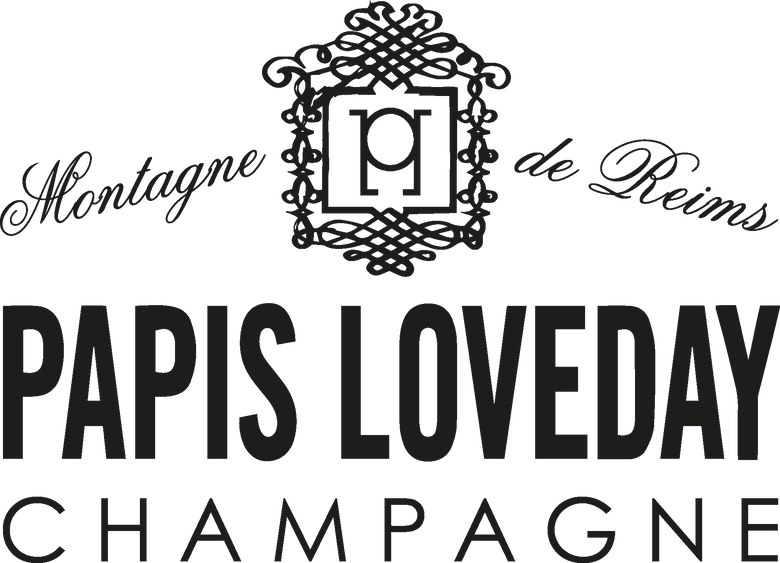 Champagne Papis Logo black