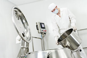 pharmaceutical factory worker at pharmac