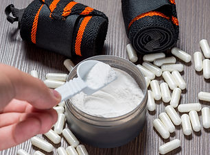 Sports supplements for bodybuilding. Pro