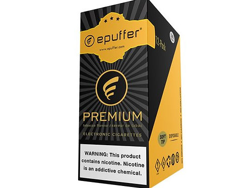 E-CIGARETTE ECO PREMIUM - 12-PACK