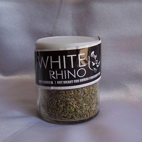 40 Grams White Rhino Herbal Incense