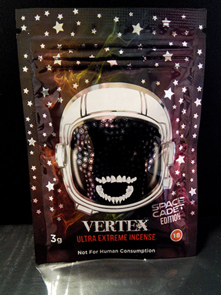5 x 3 Grams Of Vertex Space Cadet