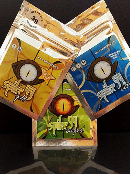 3 x 3 Grams Of Spike 99 Series