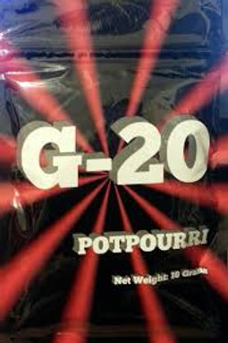 G20 Incense 10g
