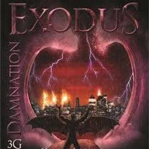 Exodus herbal incense 4g