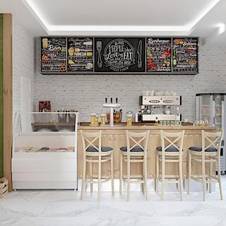 Ground floor: Bar
