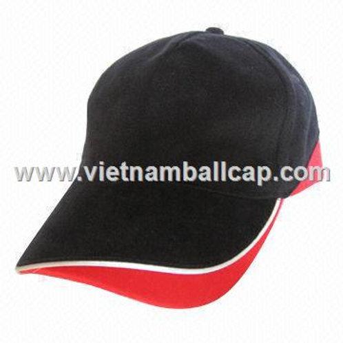 Vietnam-Ballcap-plain-BC001