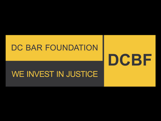 The DC Bar Foundation Names New Members to Leadership Groups