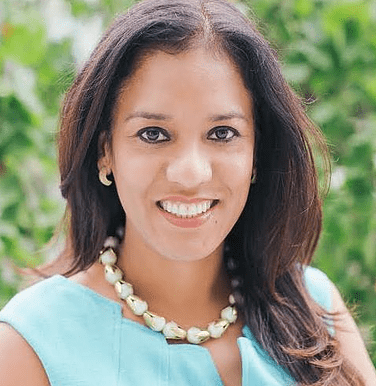 Thank you for your support: Danielle Reyes