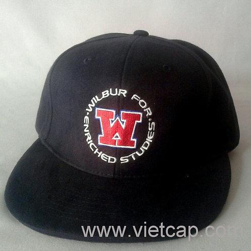 Vietnam flat bill cap