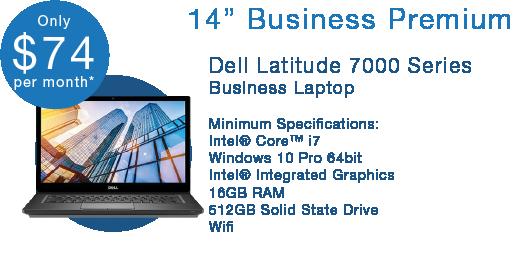 """HaaS - 14"""" Laptop Premium"""