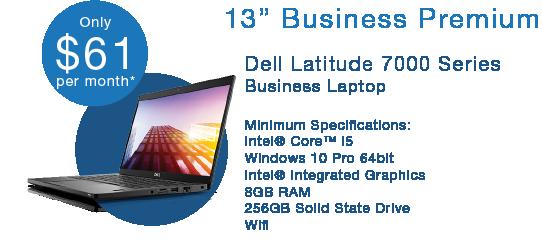 """HaaS - 13"""" Laptop"""