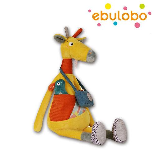 [에불로보] Ebulobo Activity Giraffe 액티비티 기린  인형