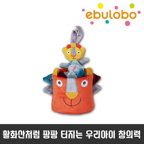 [에불로보] Ebulobo  Musical Lion 뮤지컬 사자 인형