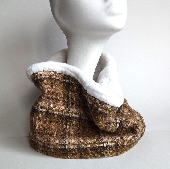 Tweed Snood