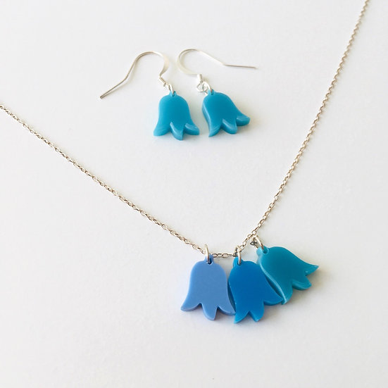Beautiful Bluebells Set
