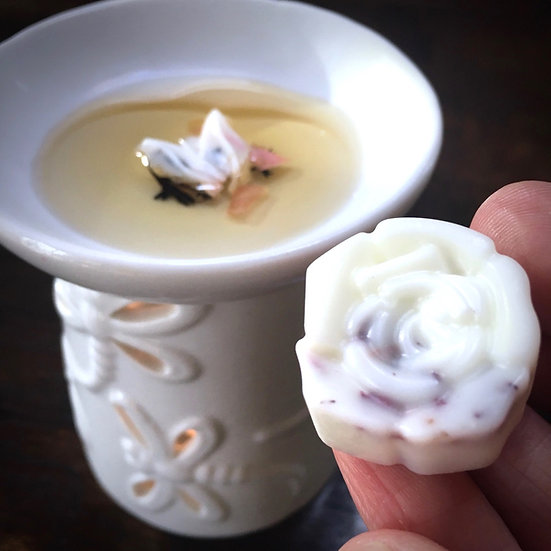 Natural Soy Wax Melts | Set of 3 Packets/Scents