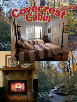 4 Night Stay at Covecrest Cabin