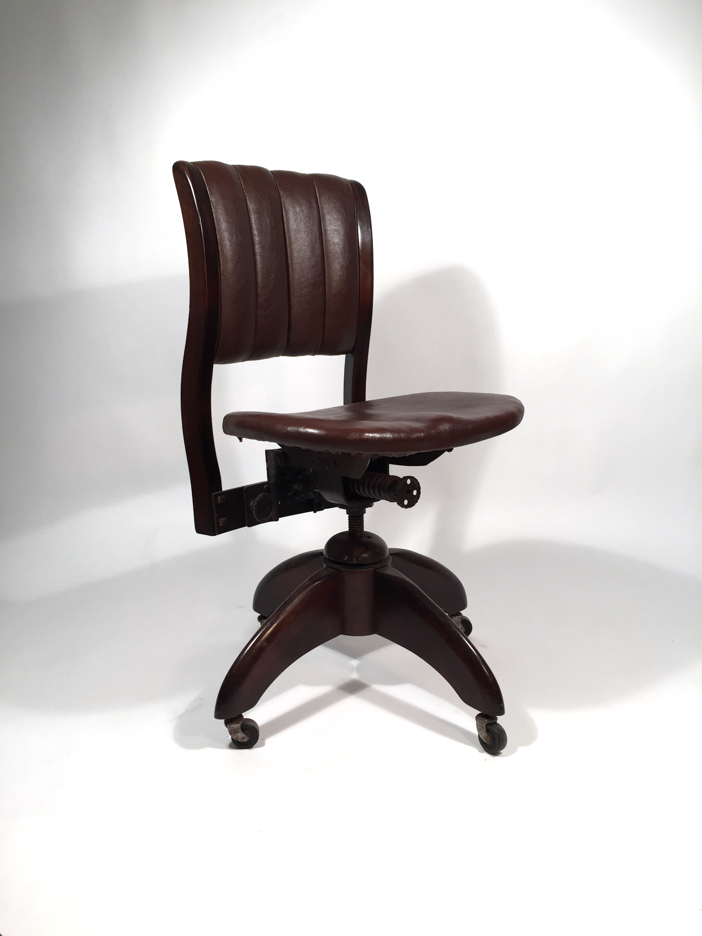 Vintage Office Chair, c. 1930