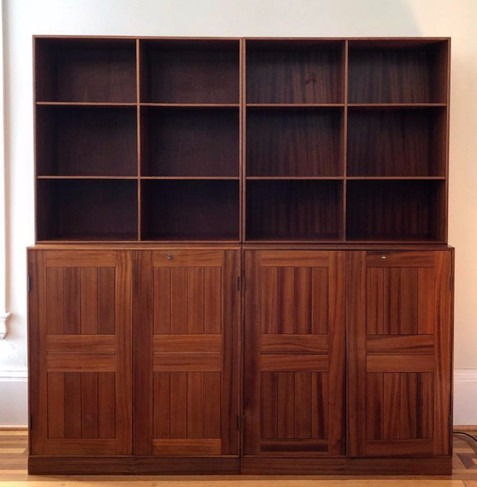 Mogens Koch Bookshelves