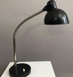 Original Kaiser idell lamp Christian Dell