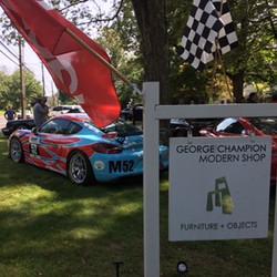 Porsche GT Club car