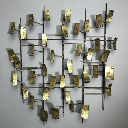 Brass Wall Art