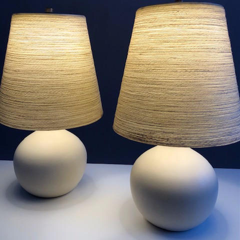 Lotte & Gunnar Bostlund Lamps