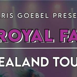 Parris Goebel NZ Tour
