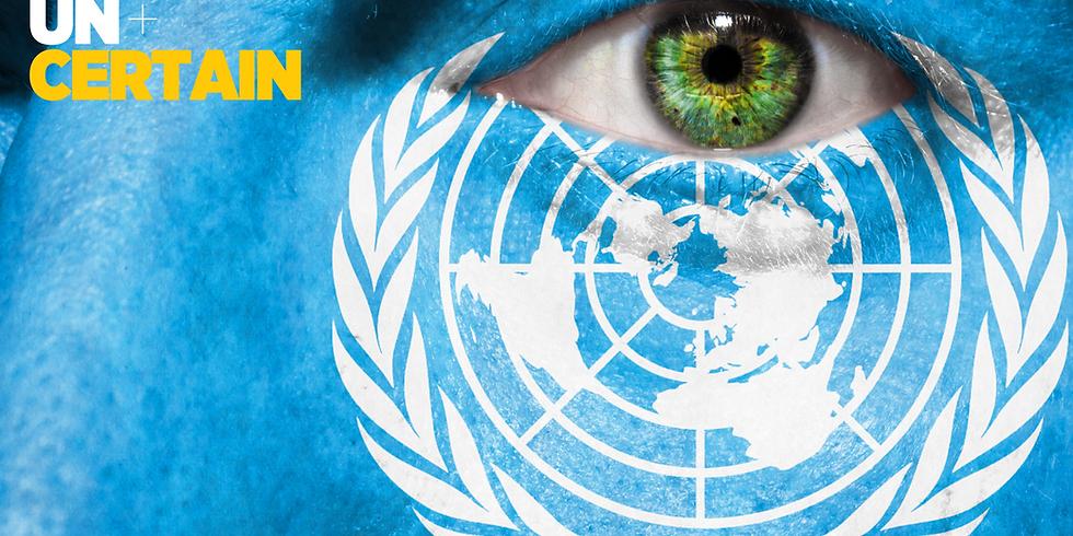 Canterbury Model United Nations Delegate Registrations